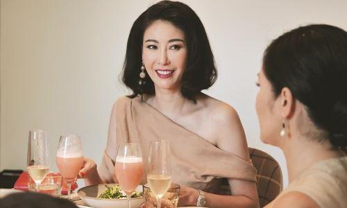 Sinh nhật Hà Kiều Anh 2019