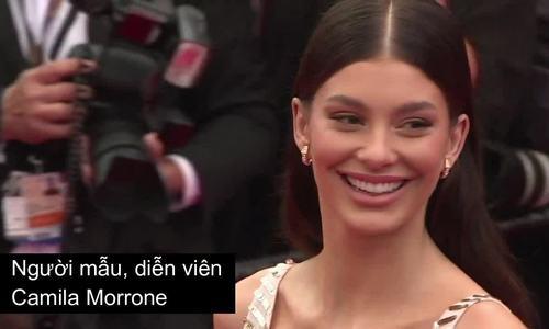 Cannes ngày năm: Người yêu Leonardo DiCaprio diện váy hở ngực