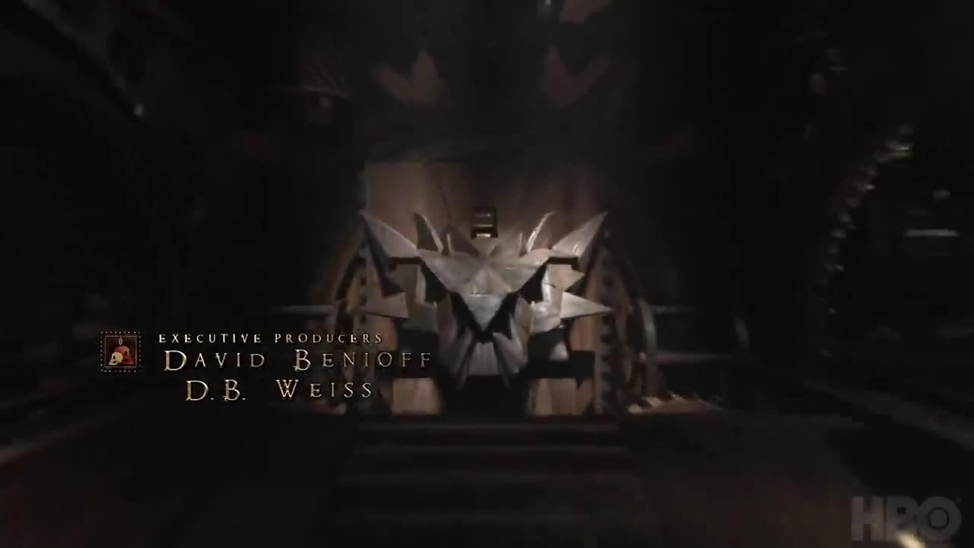 Đoạn mở đầu Game of Thrones mùa 8