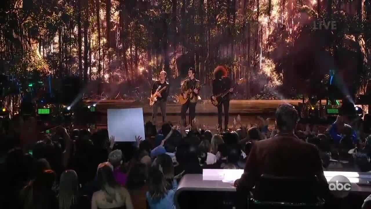Laine Hardy - Jambalaya (On the Bayou) quán quân American Idol