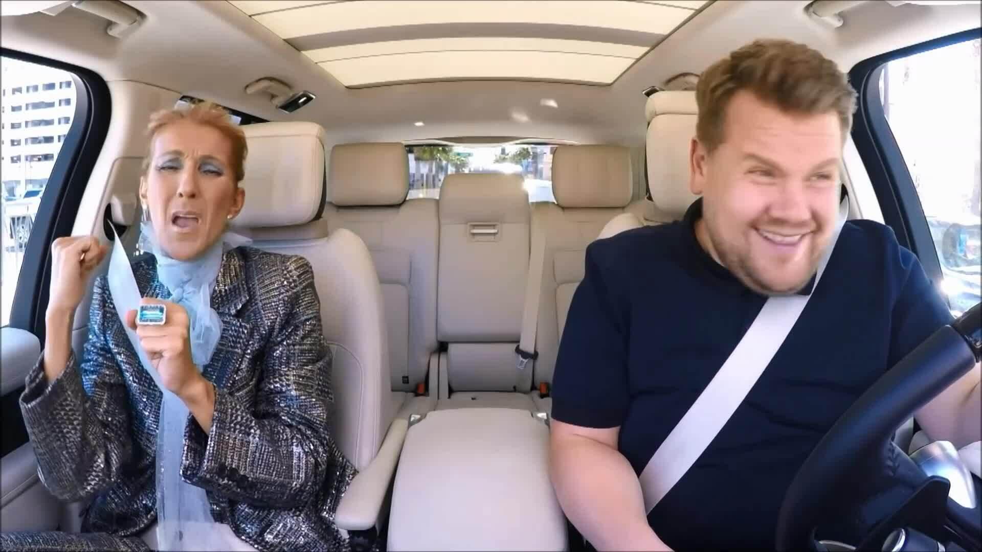 Celine Dion hát Baby Shark