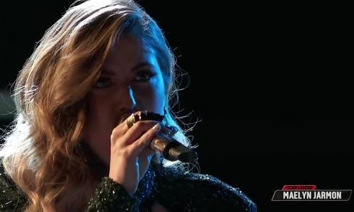 Maelyn Jarmon vô địch The Voice Mỹ