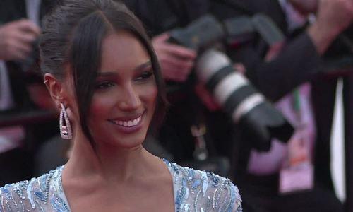 Cannes ngày 10: Người mẫu nội y Jasmine Tookes khoe đường cong bên dàn sao