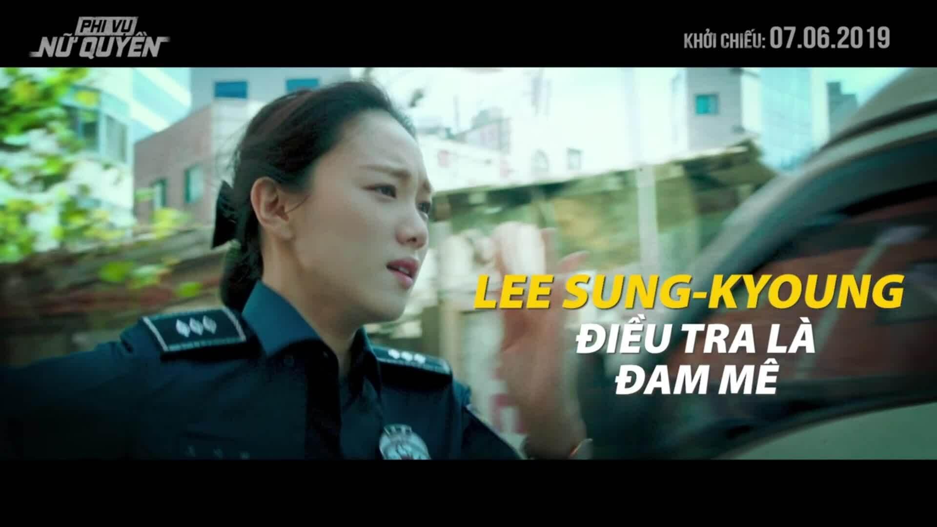 Miss & Mrs. Cops (Phi vụ nữ quyền)