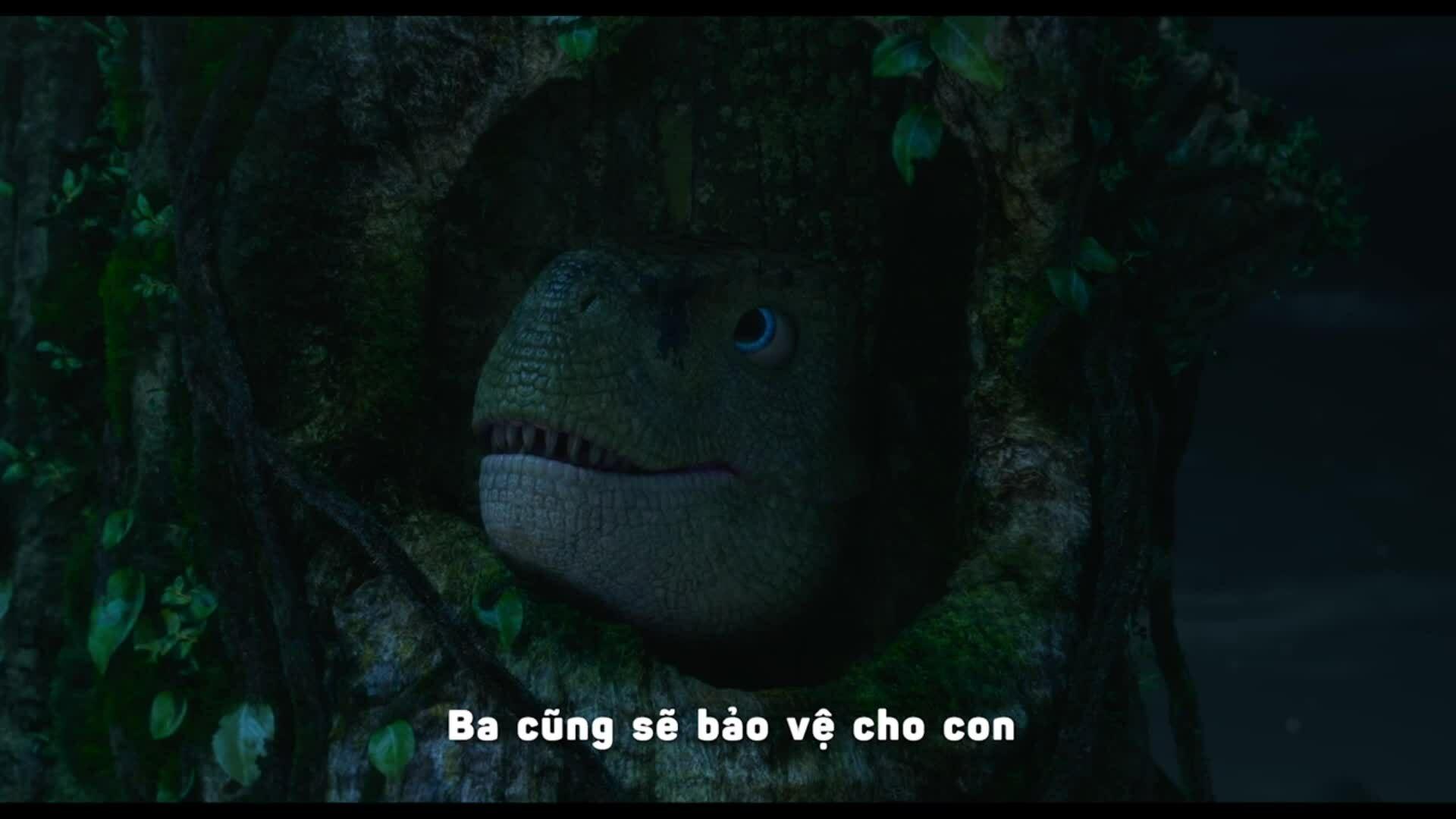 Trailer Dino King