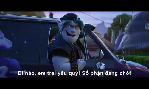 Pixar làm hoạt hình về yêu tinh trong Onward
