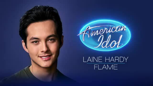 'Flame' - Laine Hardy