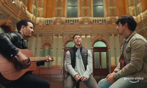 Jonas Brothers - Trailer Happiness Begin
