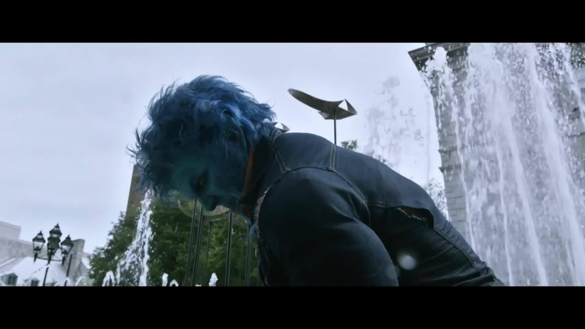 Beast đối đầu Magneto trong X-Men- Days of Future Past