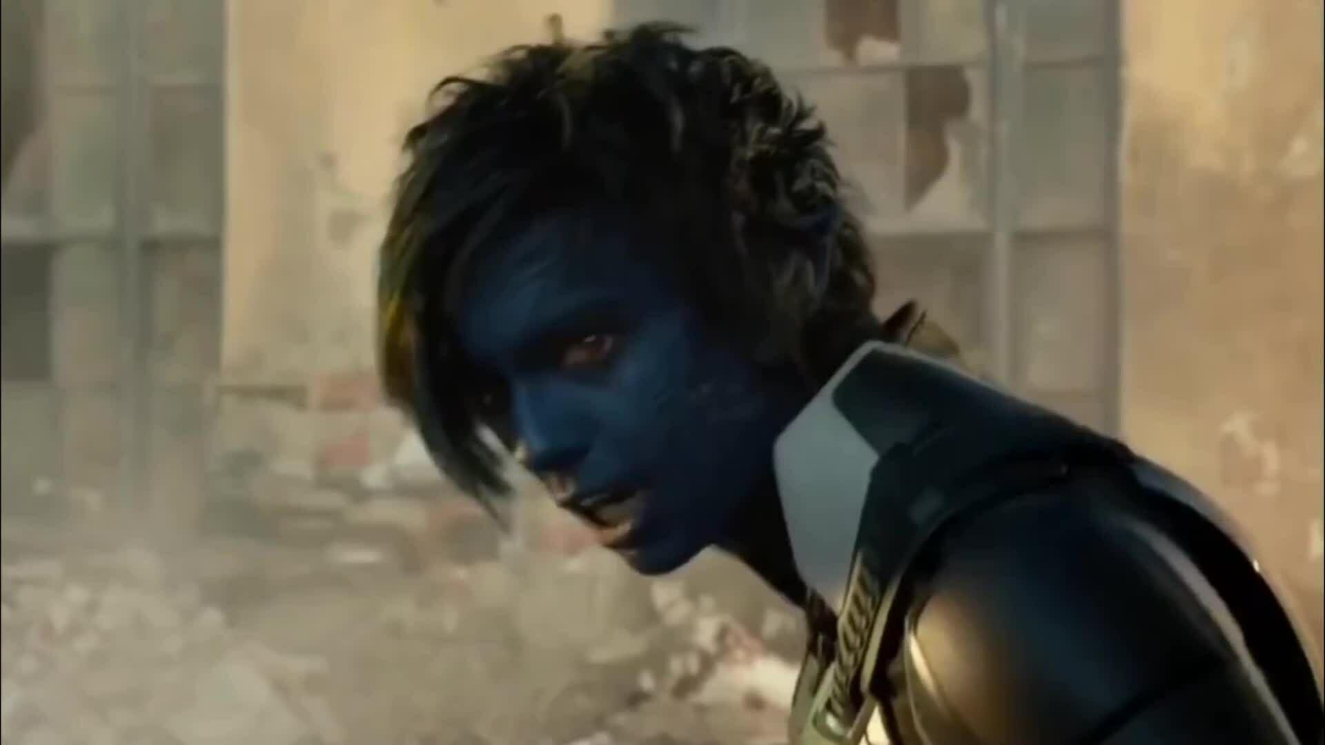 Năng lực Nightcrawler trong loạt X-Men