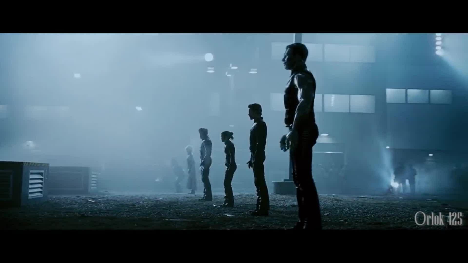 Đại chiến dị nhân trong X-Men: The Last Stand (2006)