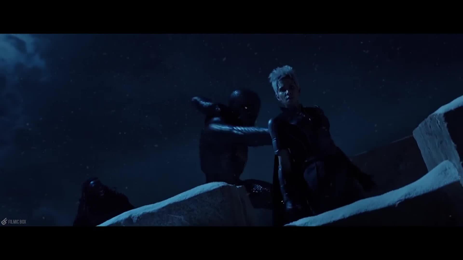 Dàn dị nhân đấu người máy Sentinel trong X-Men: Days of Future Past (2014)