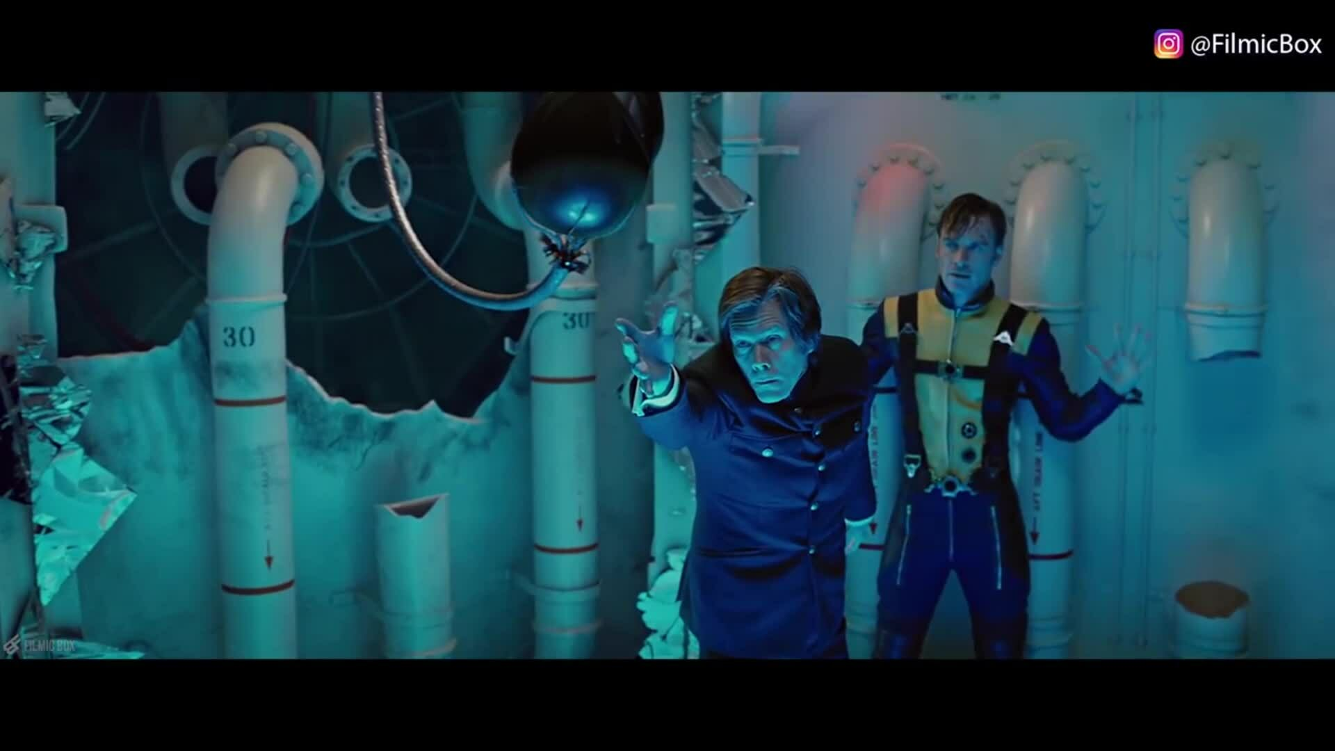 Trận chiến bờ biển trong X-Men: First Class (2011)