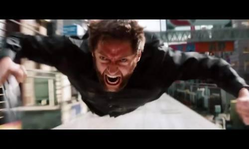 Wolverine đấu giang hồ Nhật trên tàu siêu tốc trong The Wolverine (2013)