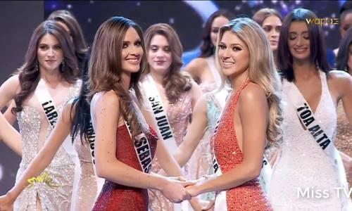 Madison Anderson đăng quang Hoa hậu Hoàn Vũ Puerto Rico 2019