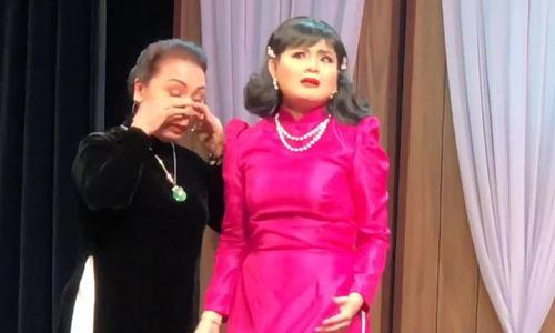 NSƯT Việt Anh lần đầu diễn cải lương trong vở 'Đời cô Lựu'