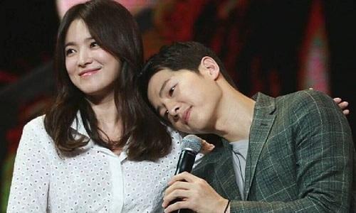 Chuyện tình Song Joong Ki và Song Hye Kyo