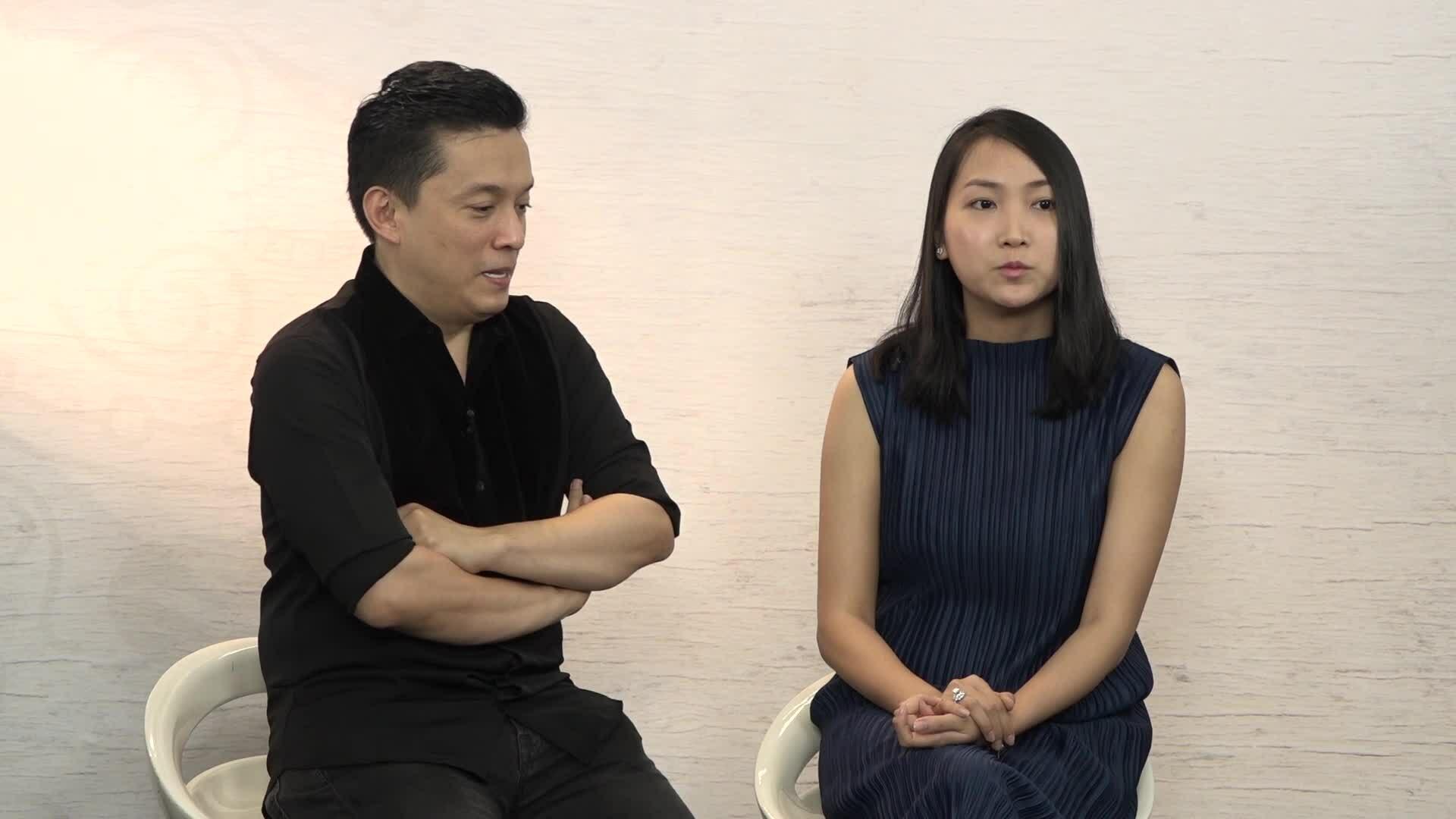 Lam Trường: 'Tôi thích nhìn cằm và miệng của vợ''