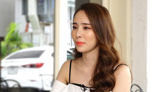 Quỳnh Nga: 'Tôi và chồng cũ coi nhau là bạn bè'