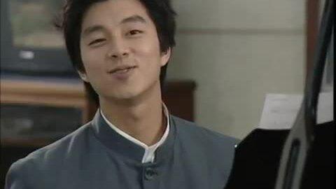 Gong Yoo trong phim School 4 2001