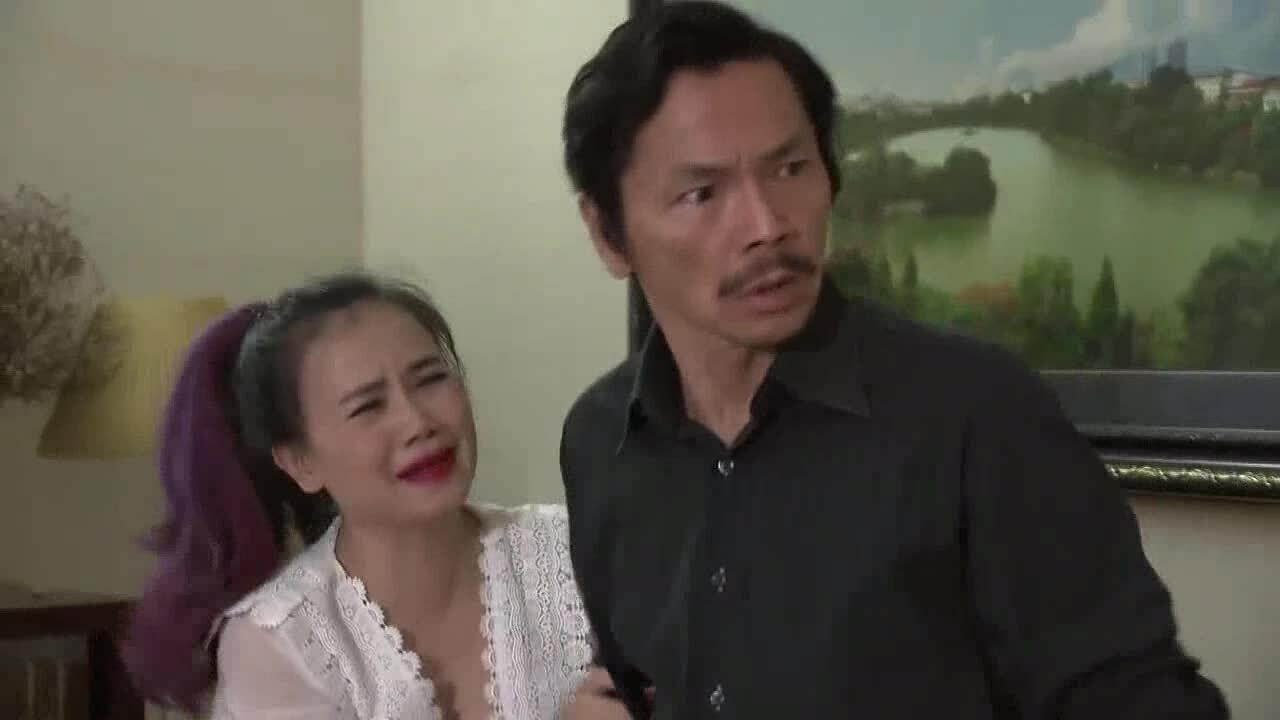 Hoàng Yến trong phim 'Về nhà đi con'