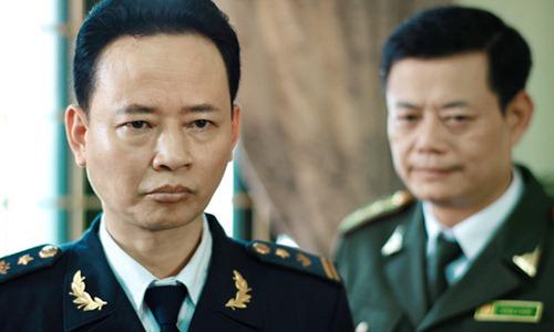 """Tùng Dương trong phim """"Mạch ngầm vùng biên ải"""""""