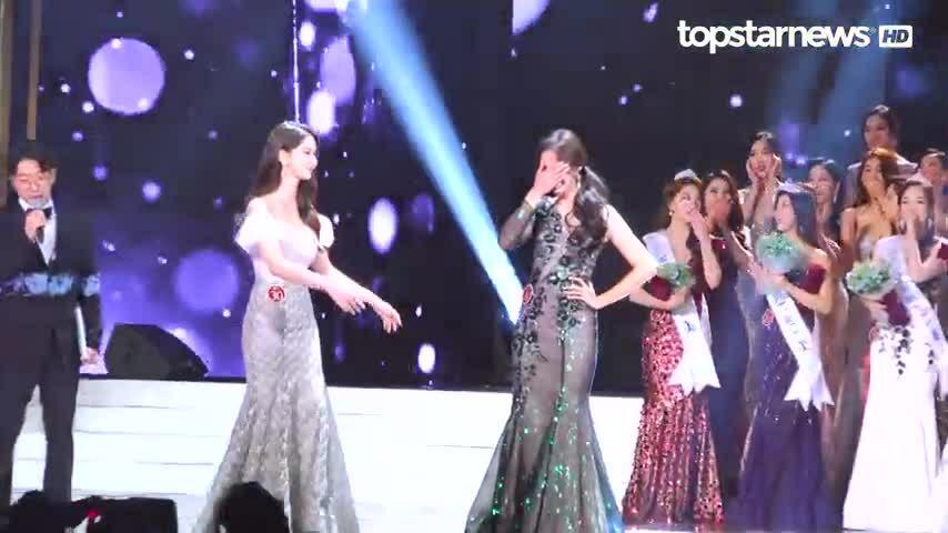 Kim Sae Yeon đăng quang Hoa hậu Hàn Quốc