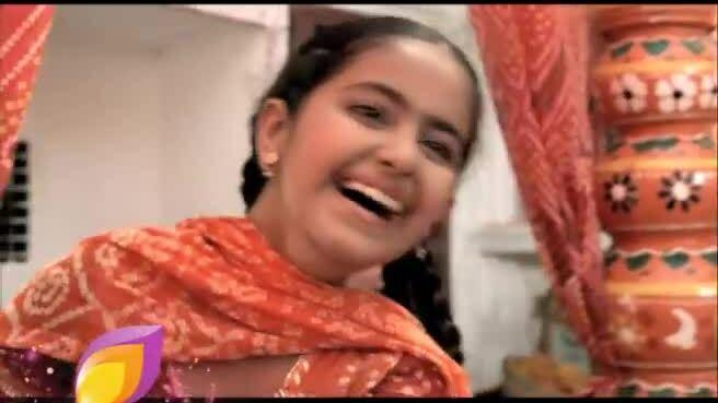 """Avika Gor trong phim """"Cô dâu 8 tuổi"""""""