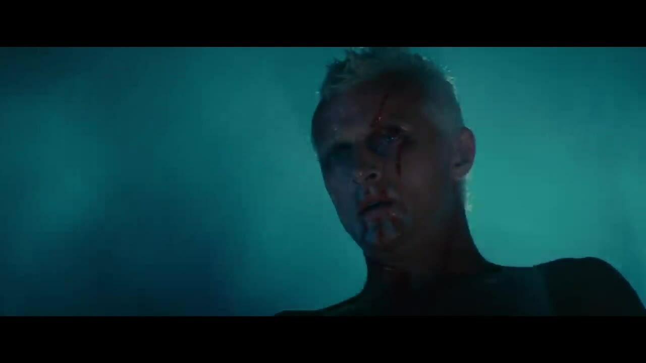 Rutger Hauer trong Blade Runner