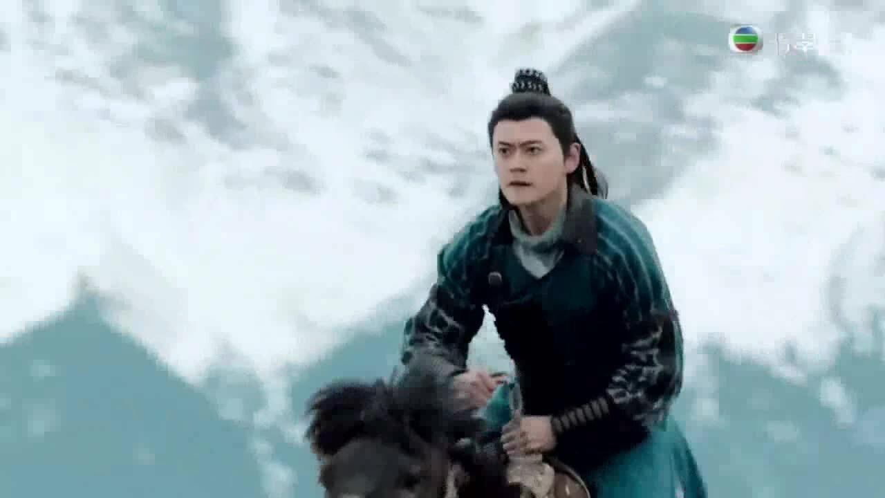 Trương Chấn Lãng đóng Triển Chiêu