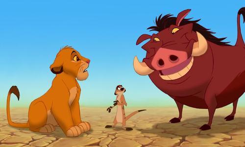 Hakuna Matata (The Lion King 1994)
