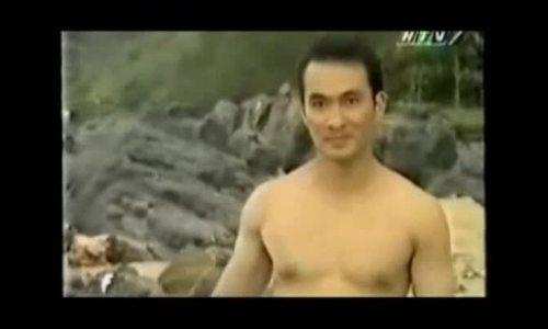 Chi Bảo, Trương Ngọc Ánh đóng cảnh hẹn hò ở bãi biển