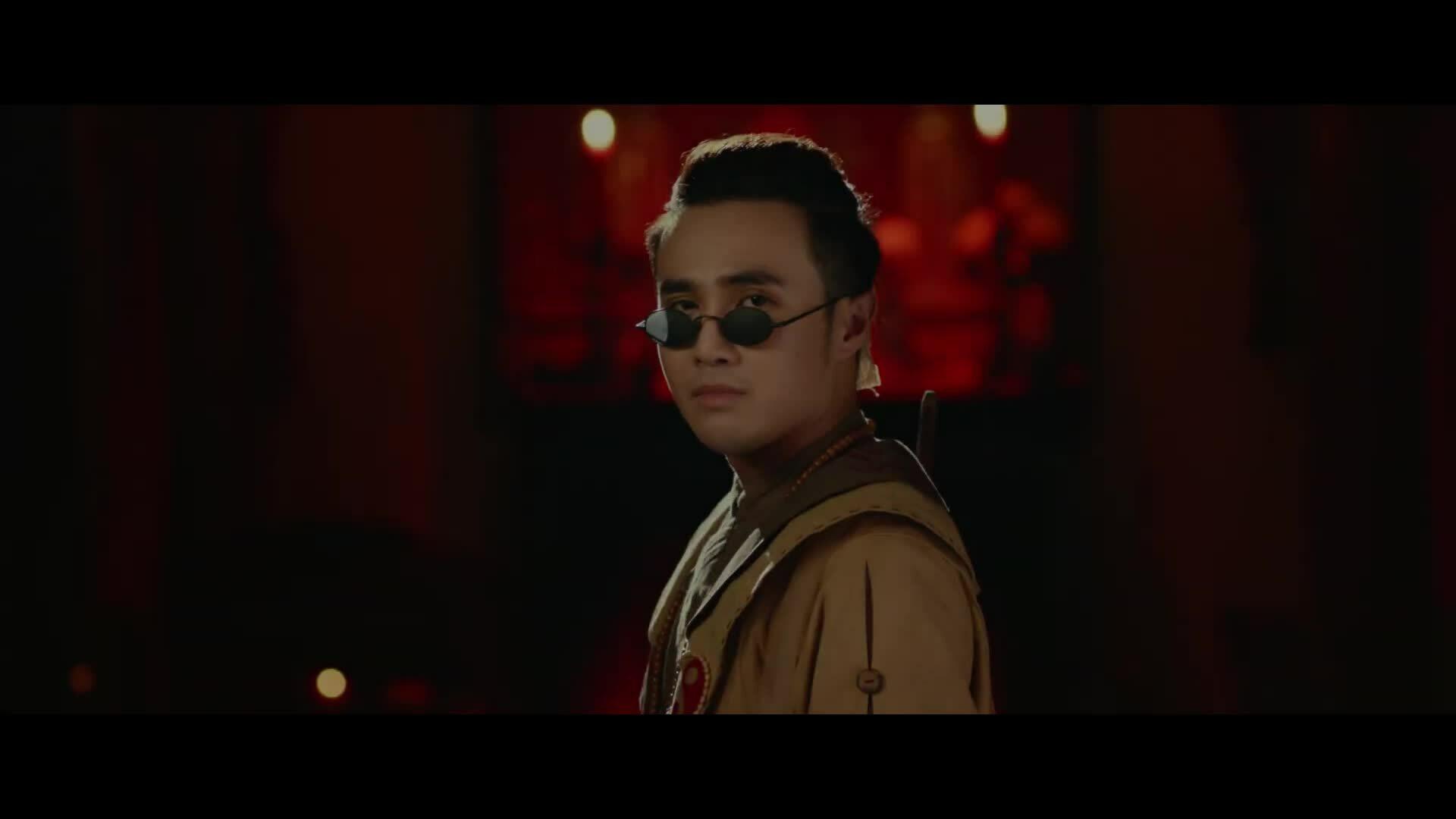 Pháp sư mù - phim kinh dị tâm linh của Huỳnh Lập