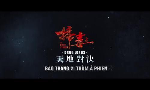 Lưu Đức Hoa và Cổ Thiên Lạc đối đầu gay gắttrong 'Bão trắng 2'