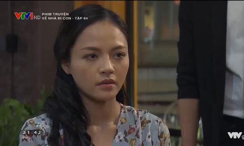 """Những cảnh diễn nổi bật của Thu Quỳnh trong """"Về nhà đi con"""" (vai Huệ)"""