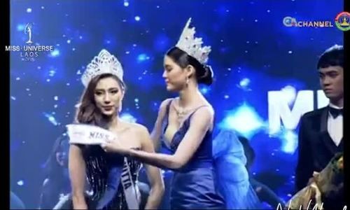 Vichitta Phonevilay Miss Universe Lào