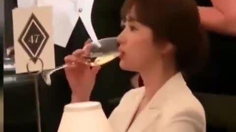 Song Hye Kyo tuần thời trang new york 2019