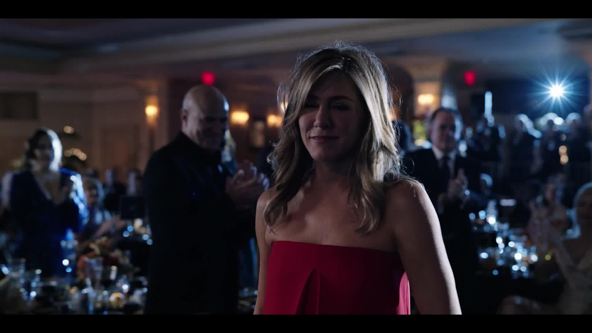 Jennifer Aniston - The Morning Show trailer