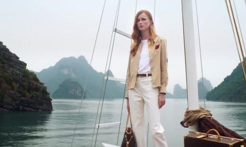 Việt Nam xuất hiện trong TVC của Louis Vuitton