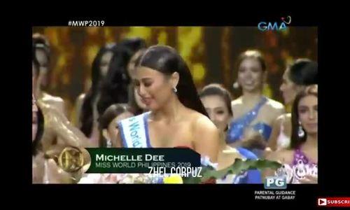 Miss World Philippines 2019