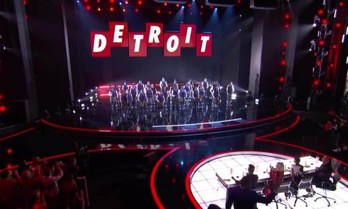 Detroit Youth Choir Sings - Can't Hold Us AGT