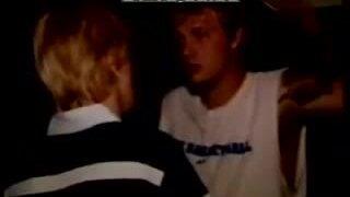 Nick Carter và Aaron Carter cãi vã