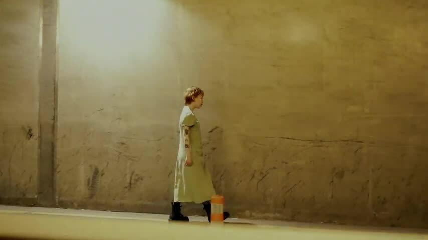 MV 'Rotten Flower' của Woo Hye Mi