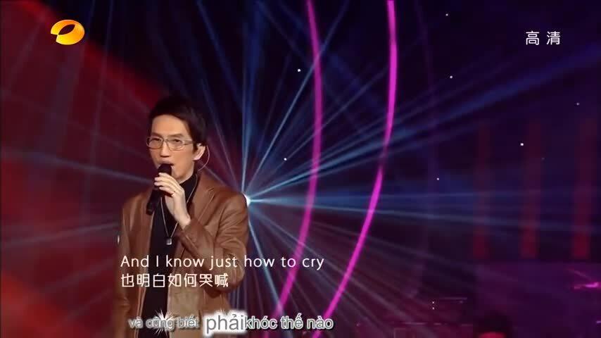 Lâm Chí Huyền hát Making Love