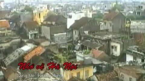 Hồng Nhung hát 'Nhớ về Hà Nội' (sáng tác: Hoàng Hiệp)