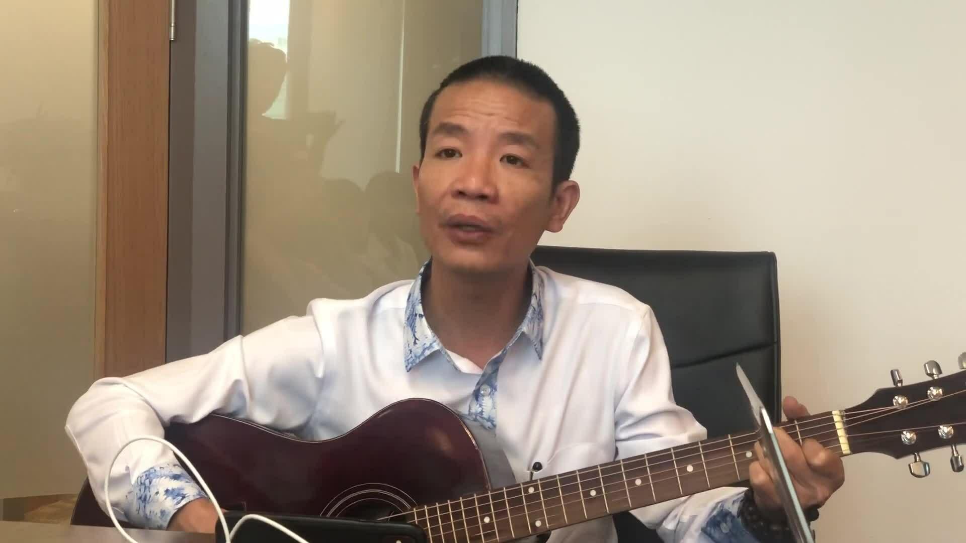 Nguyễn Vĩnh Tiến hát 'Cắt tiền duyên'