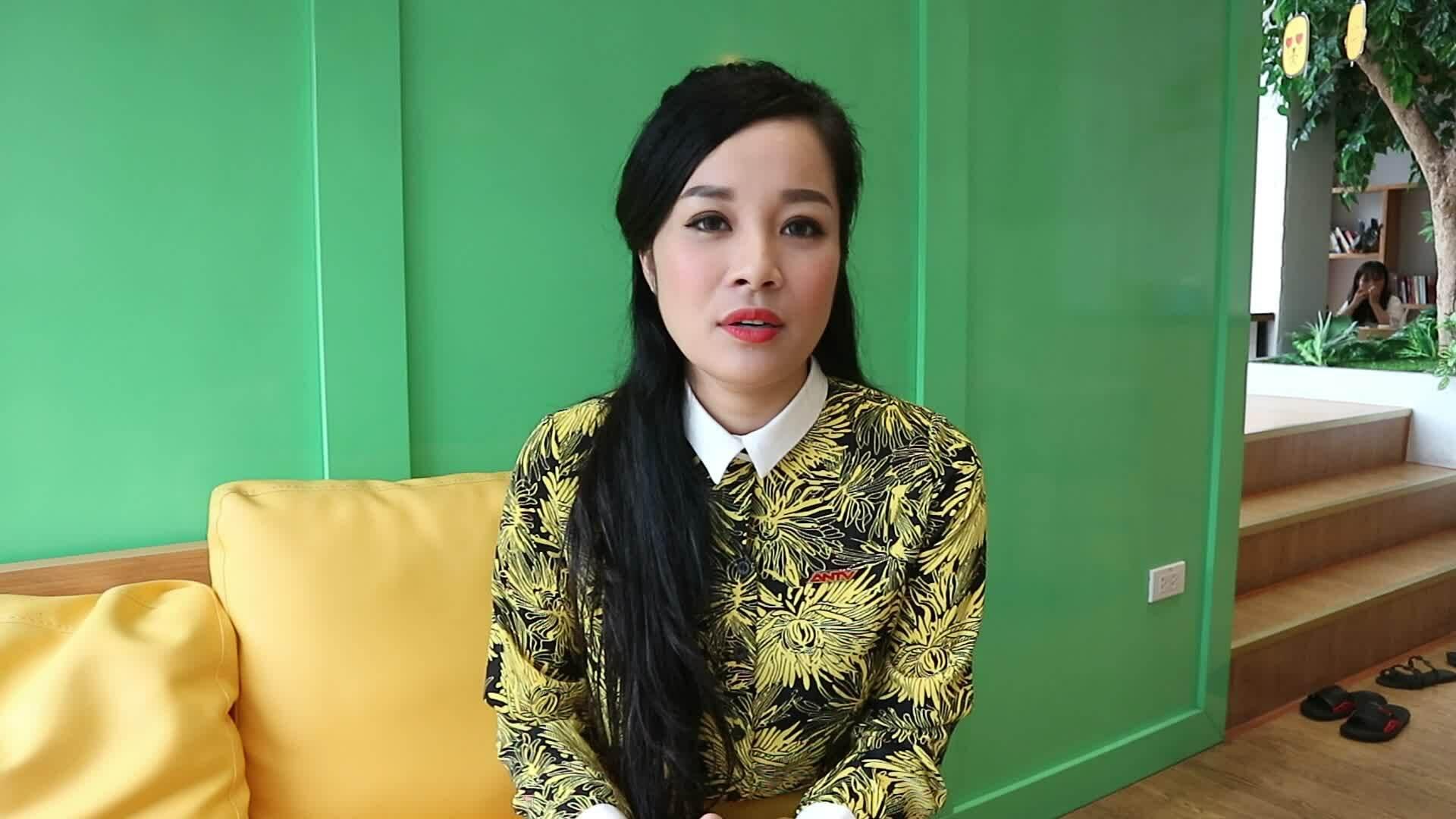 Minh Hương 'Vàng Anh' chia sẻ cuộc sống