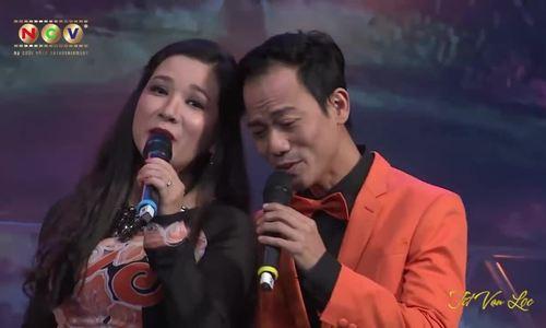 Thanh Thanh Hiền song ca với chồng
