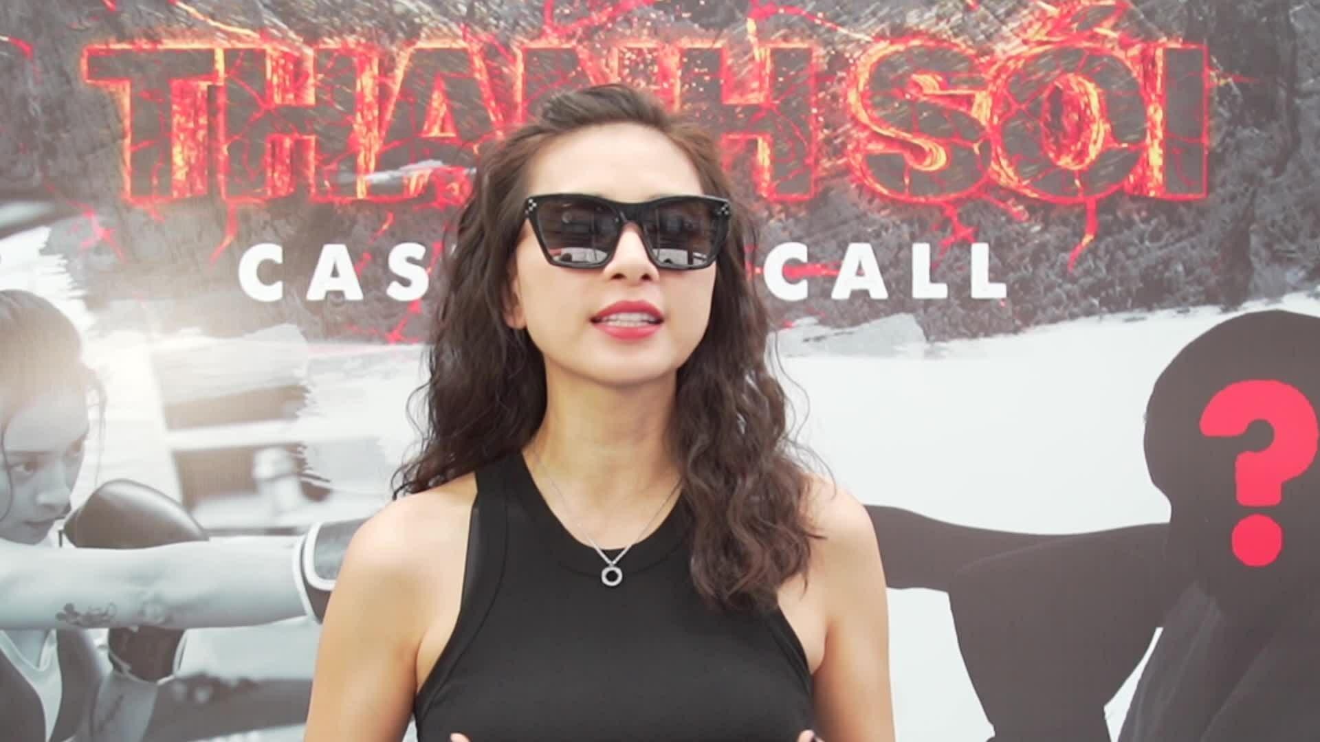 Ngô Thanh Vân chia sẻ về dự án Thanh Sói