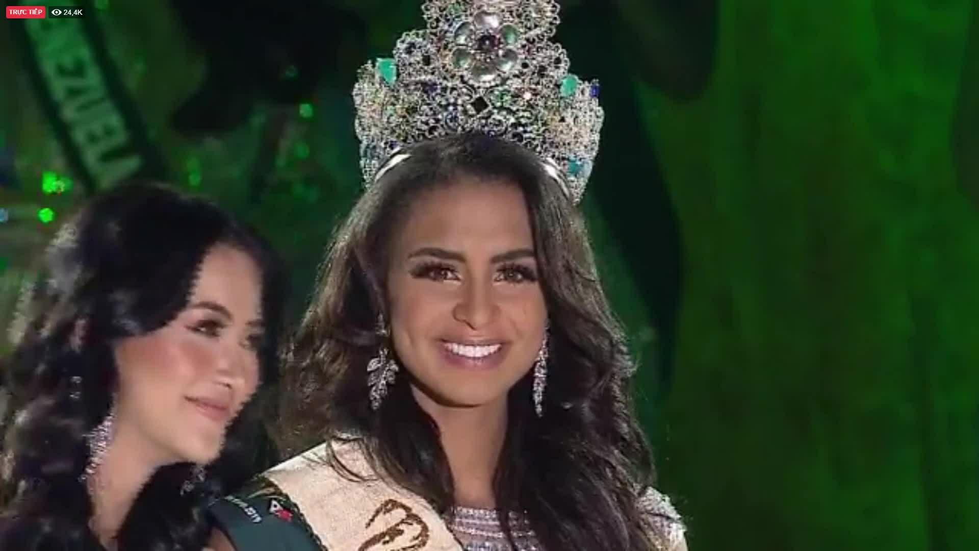 Puerto Rico đăng quang Hoa hậu Trái đất 2019